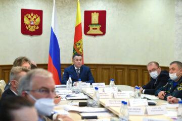 В Тверской области усиливаются меры профилактики COVID-19