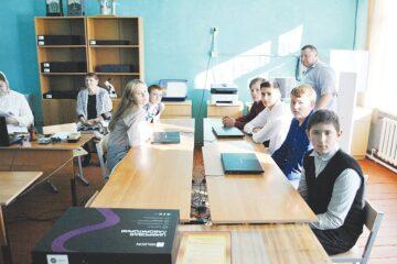 В школах Тверской области открыли инновационные центры